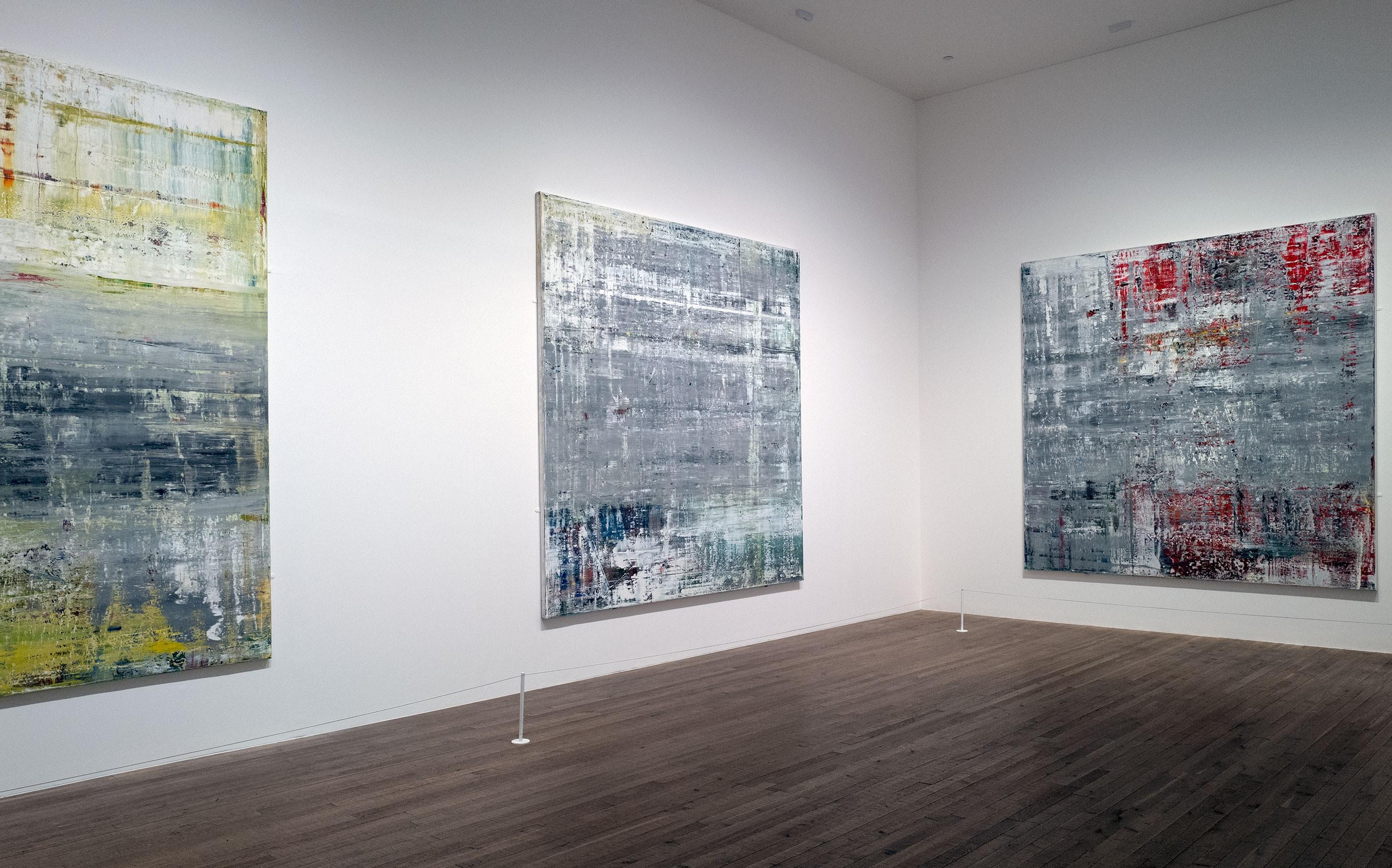 Gerhard Richter: Cage (1-6) 2006