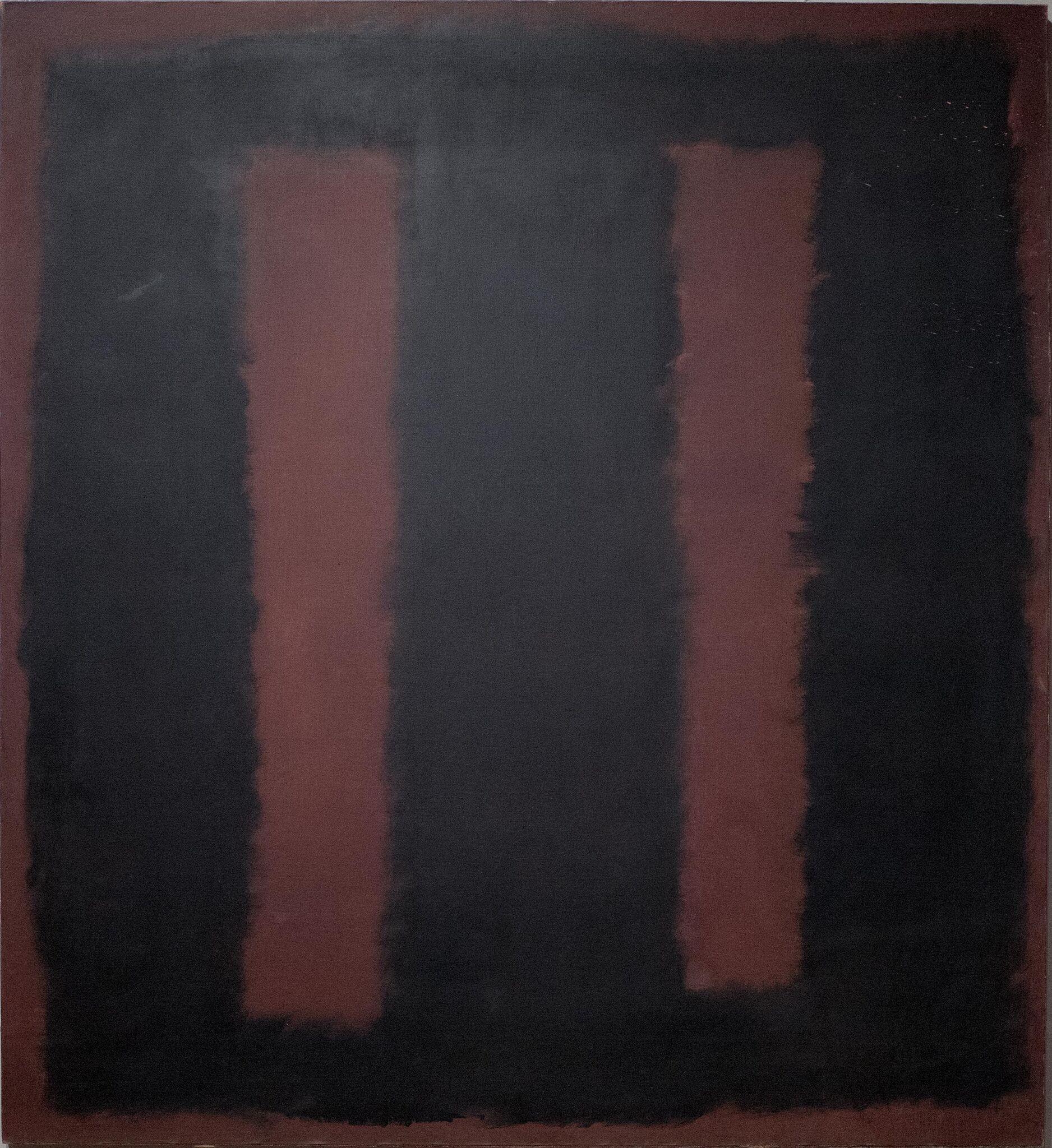 Mark Rothko late 1950's