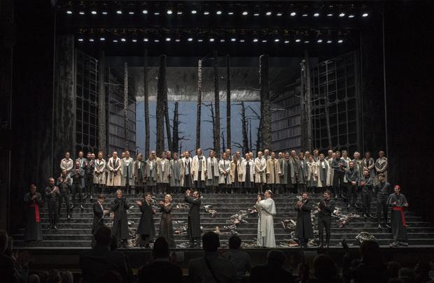 Lyon opera: La juive Halévy