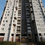 Silvertop achterste onbewoonde blok