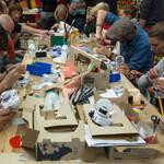 een Lomo-fabriekje op Photokina 2012