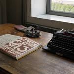 eigen lettertype, Olympia schrijfmachine