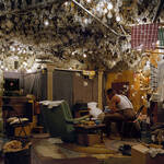 """Jeff Wall After """"Invisible Man"""" by Ralph Ellison, the Prologue 2000"""