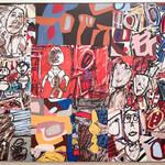 Jean Dubuffet: Les Vicissitudes 1977